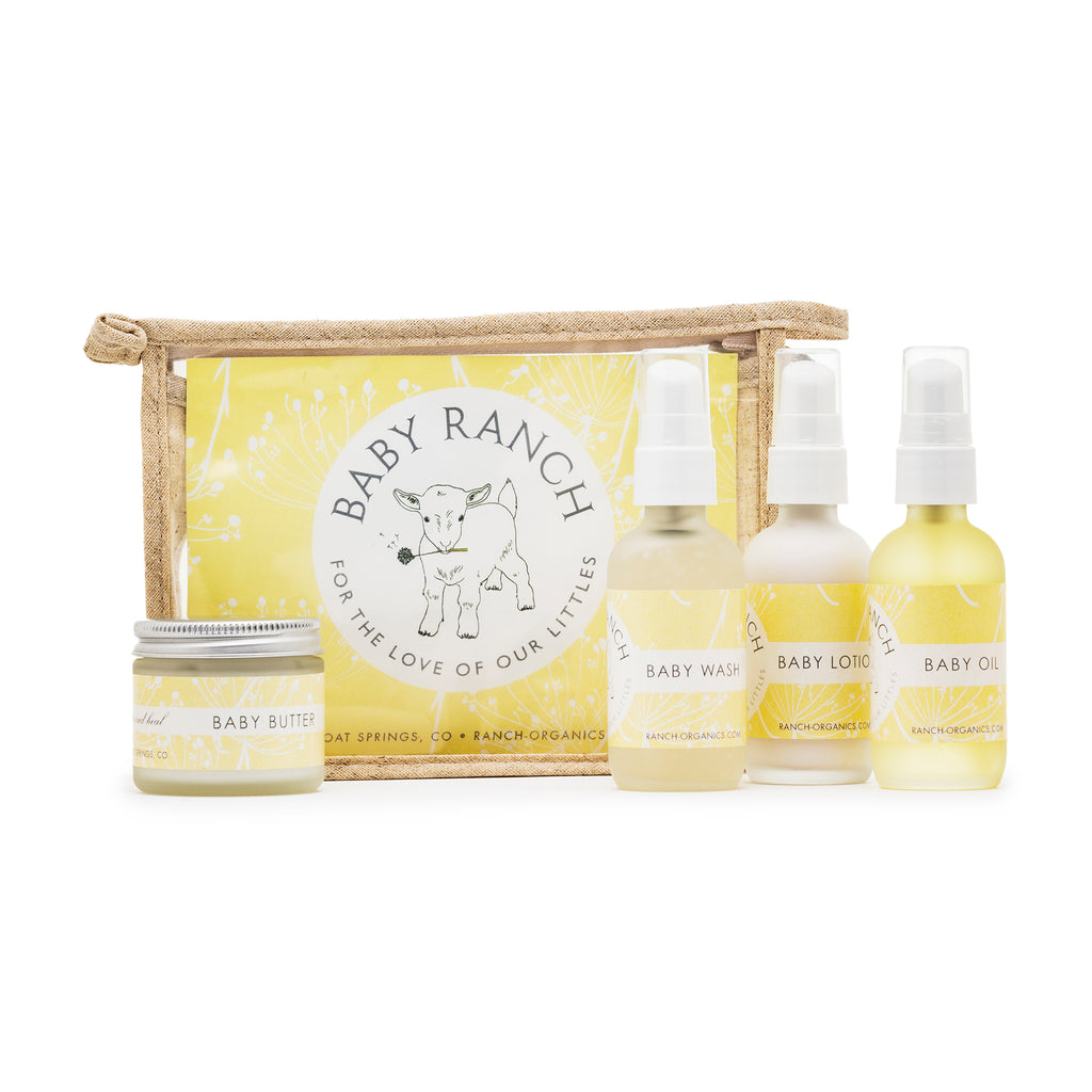 Baby Ranch Gift Set