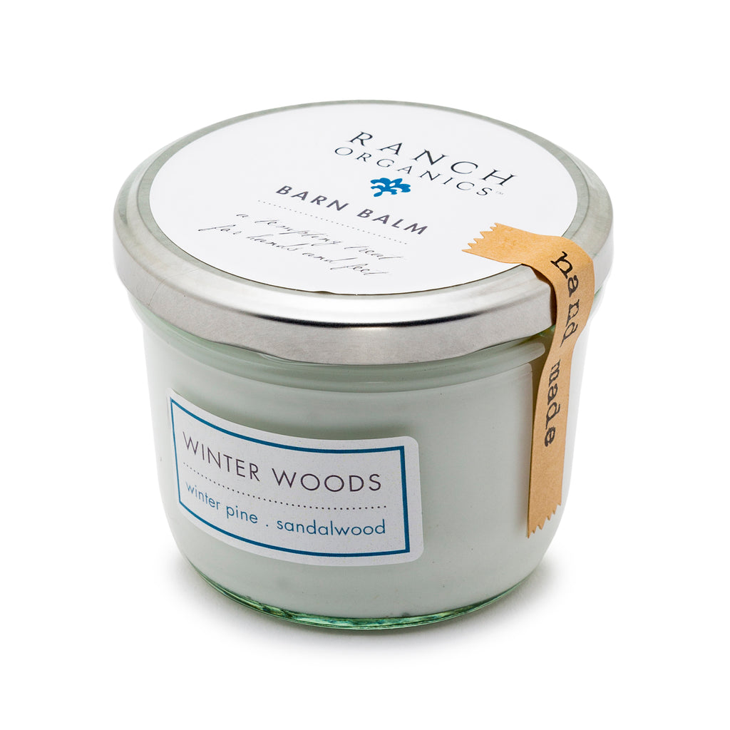 Winter Woods Barn Balm