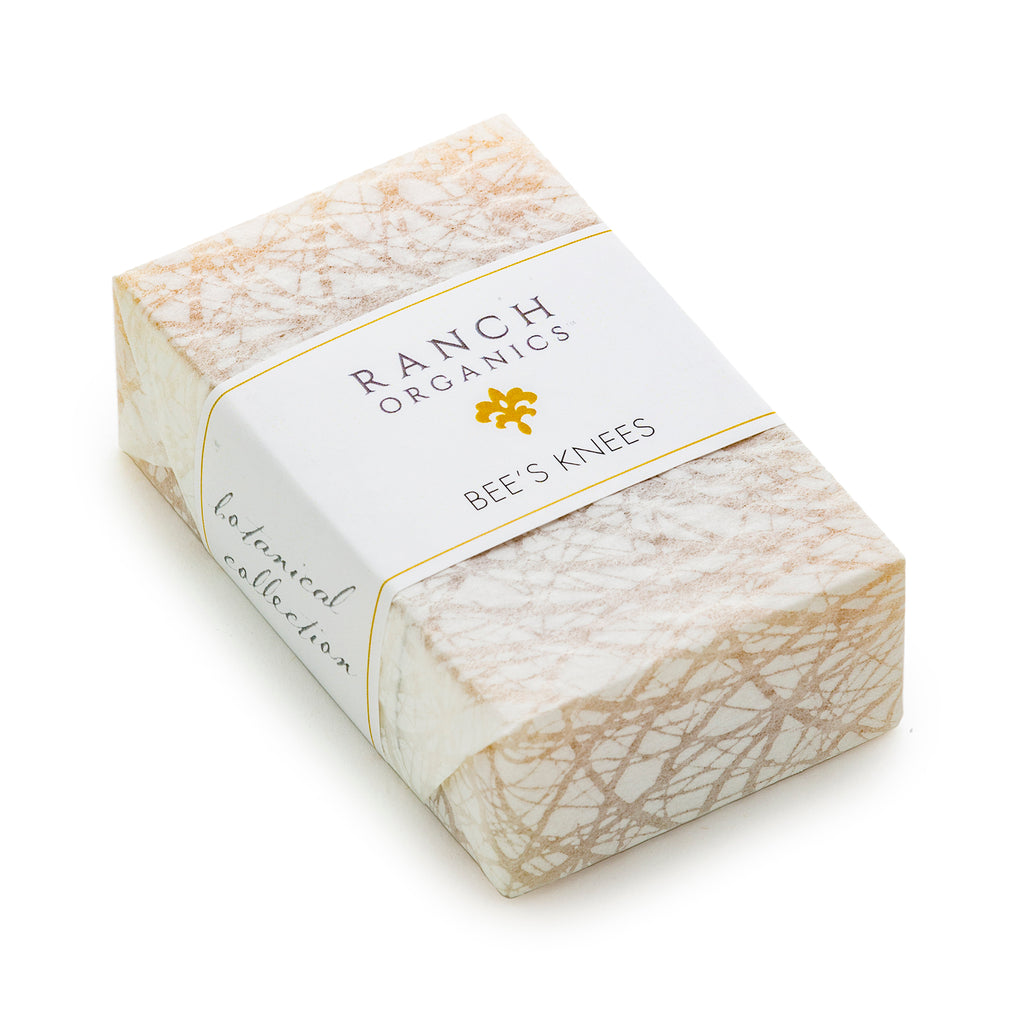 Bee's Knees Botanical Soap