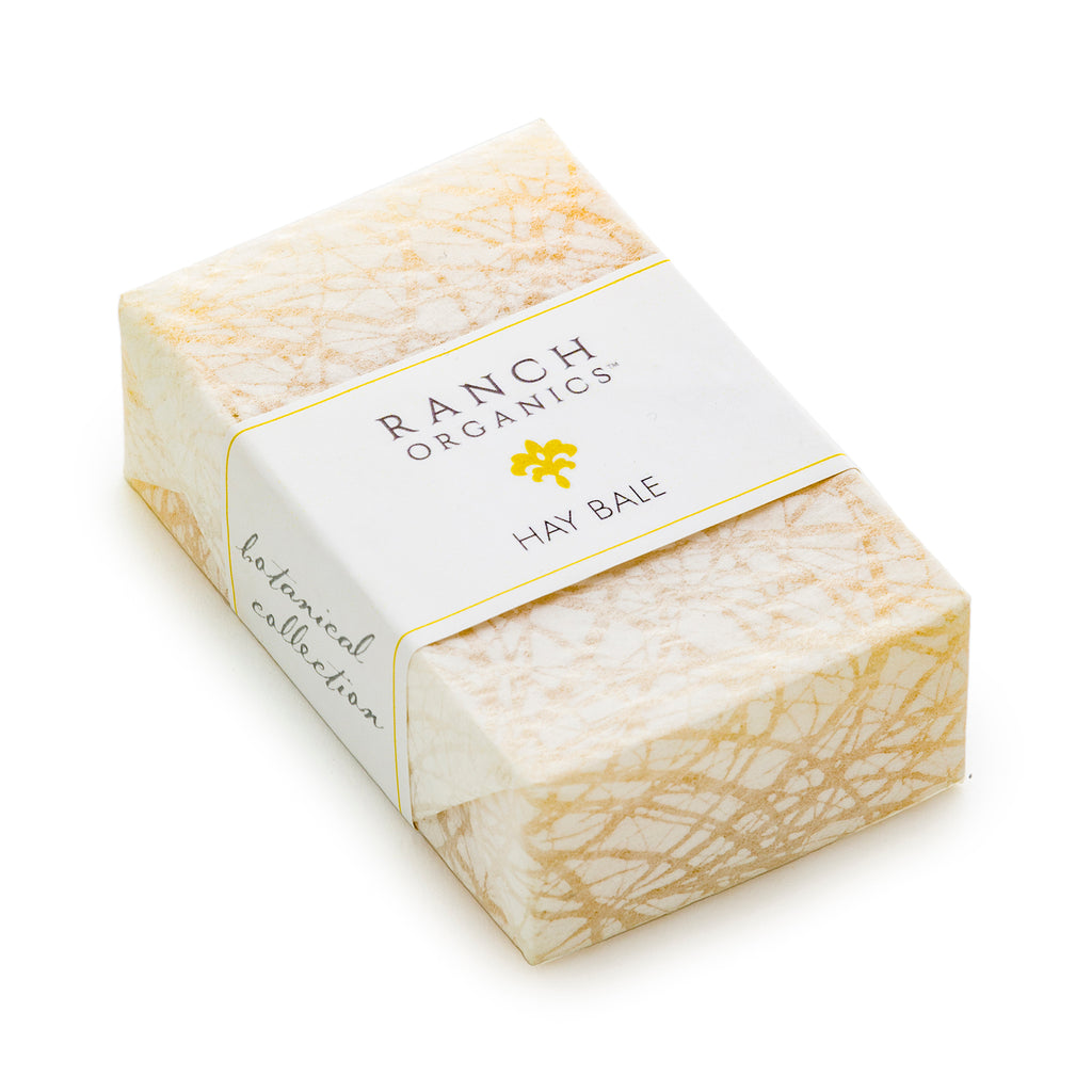 Hay Bale Botanical Soap