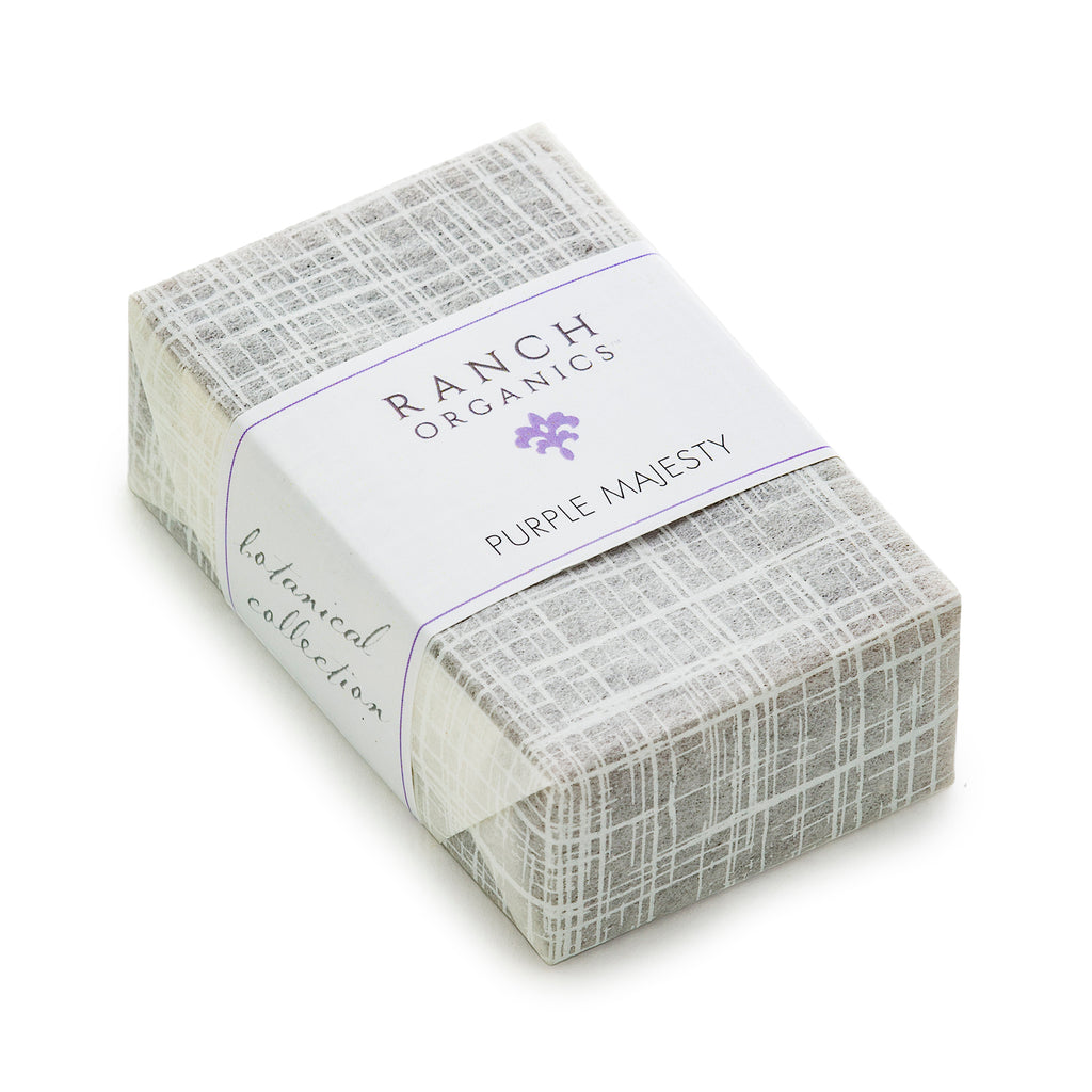 Purple Majesty Botanical Soap