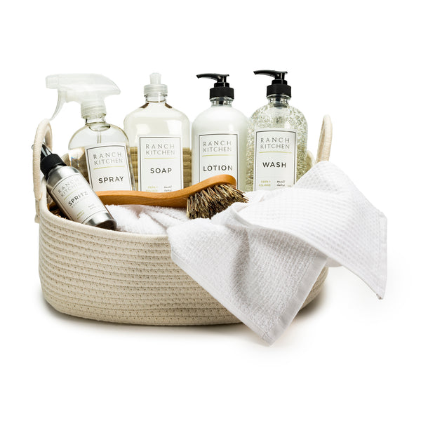 Ranch Kitchen Deluxe Gift Basket