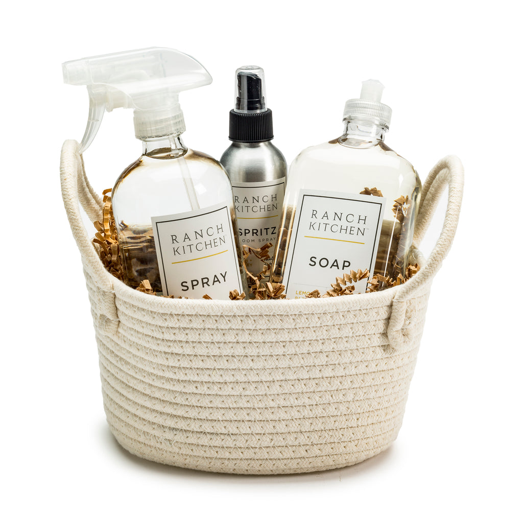 Ranch Kitchen Gift Basket