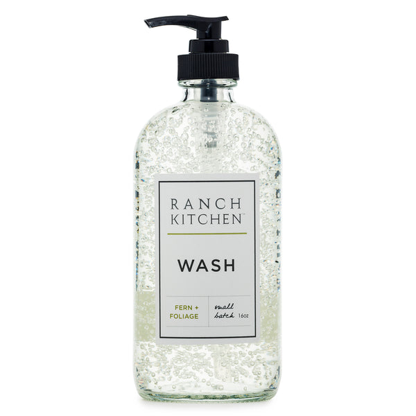 Ranch Kitchen Wash