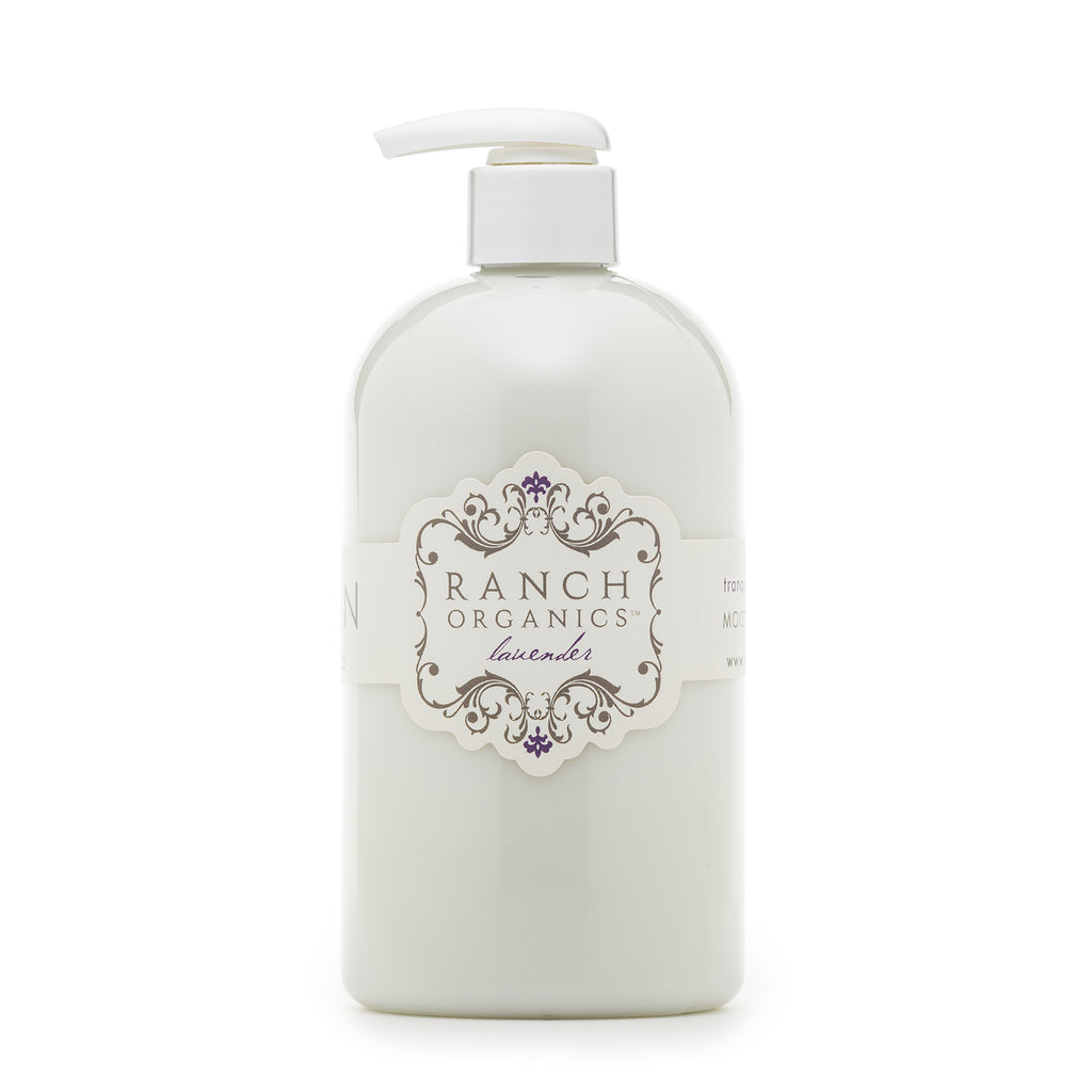 Lavender Lotion - Clear