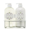 Large Wash & Lotion Gift Set with Caddie
