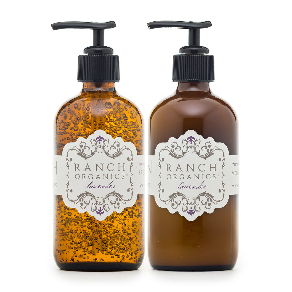 Lavender Wash & Lotion Set