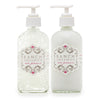 Rose Geranium Wash & Lotion Set - Clear