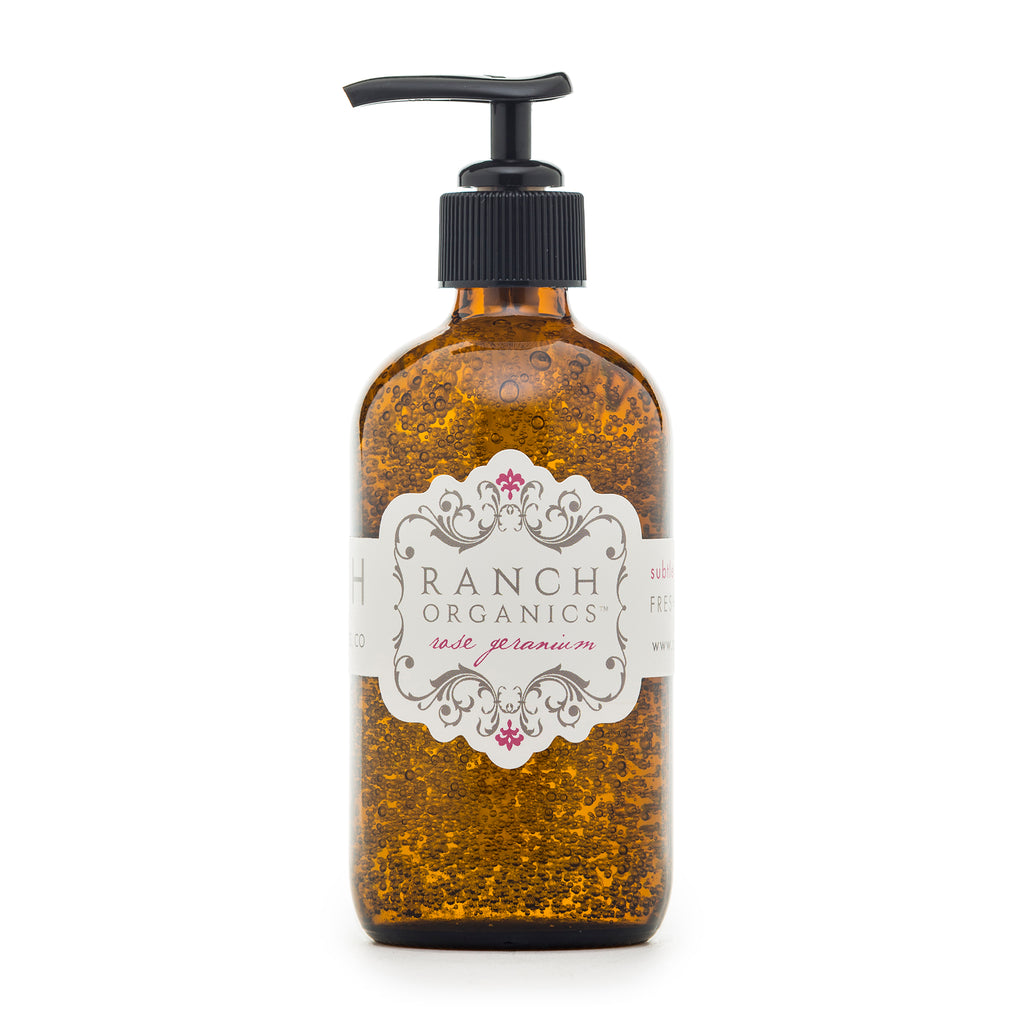 Rose Geranium Wash