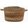 Gramercy Tan Braided Rug Basket image