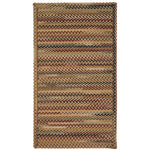 Gramercy Tan Braided Rug Cross-Sewn image