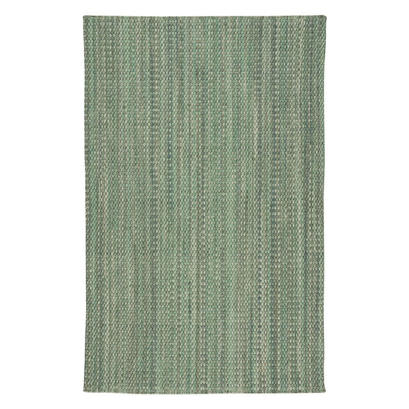 Worthington Seafoam Flat Woven Rug Rectangle image