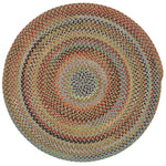 American Legacy Tuscan Braided Rug Round image