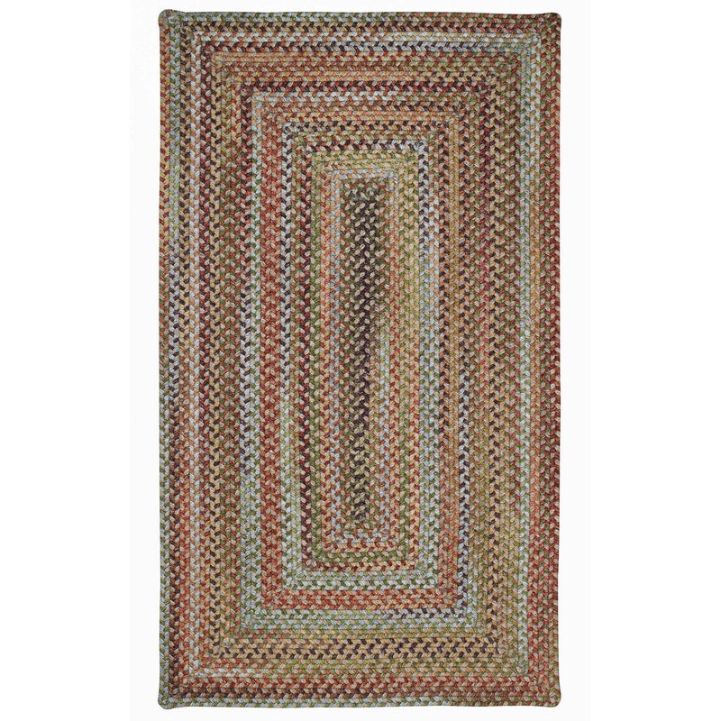 American Legacy Tuscan Braided Rug Concentric image