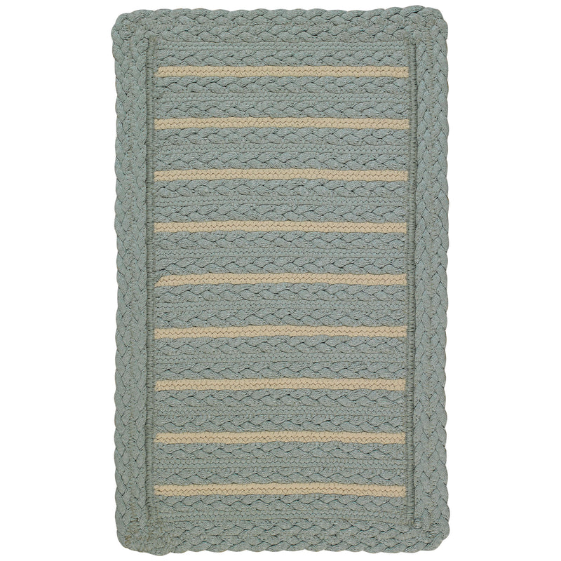 Hammock Spa Braided Rug Cross-Sewn image