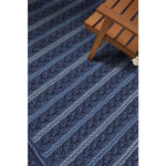 Hammock Deep Sea Braided Rug Cross-Sewn image