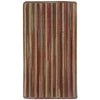 Americana Mocha Braided Rug Rectangle image