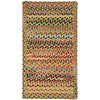 Plymouth Light Gold Braided Rug Cross-Sewn image