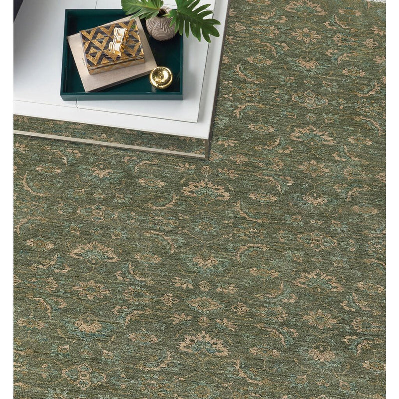 Capital Sage Hand Knotted Rug Rectangle image