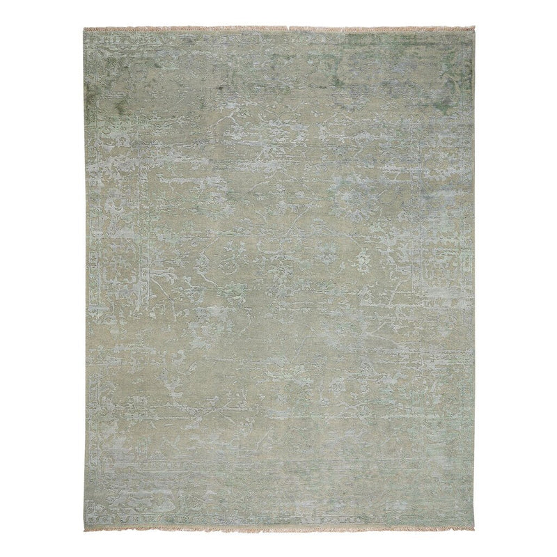 Makrana Sage Hand Knotted Rug Rectangle image