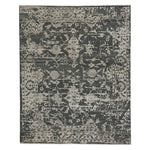 Makrana Charcoal Hand Knotted Rug Rectangle image