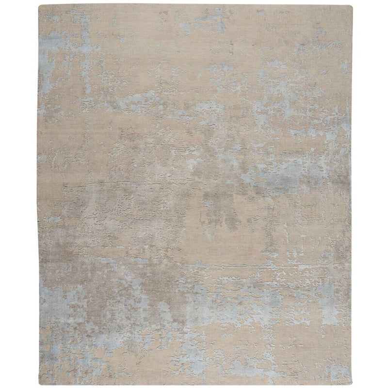 Tasanee Alabaster Hand Knotted Rug Rectangle image
