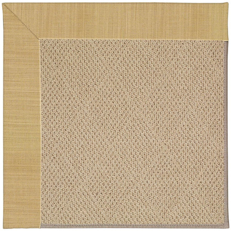 Creative Concepts-Cane Wicker Dupione Bamboo Machine Tufted Rug Rectangle image