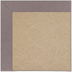 Creative Concepts-Cane Wicker Canvas Dusk Machine Tufted Rug Runner image
