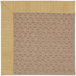 Creative Concepts-Grassy Mtn. Dupione Bamboo Machine Tufted Rug Rectangle image