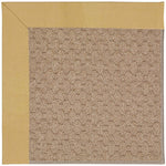 Creative Concepts-Grassy Mtn. Canvas Wheat Machine Tufted Rug Runner image