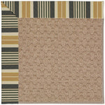 Creative Concepts-Grassy Mtn. Long Hill Ebony Machine Tufted Rug Runner image