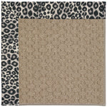 Creative Concepts-Grassy Mtn. Cats Meow Zinc Machine Tufted Rug Rectangle image