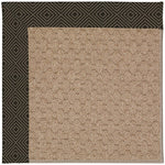 Creative Concepts-Grassy Mtn. Fortune Lava Machine Tufted Rug Runner image