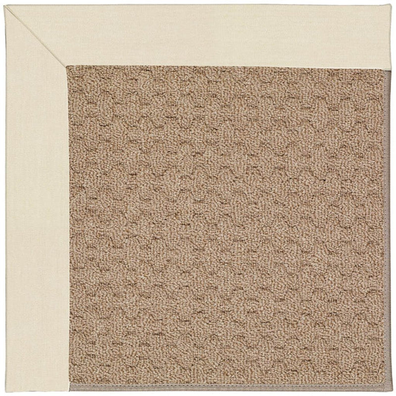 Creative Concepts-Grassy Mtn. Canvas Sand Machine Tufted Rug Runner image