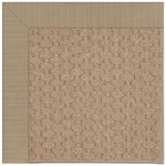 Creative Concepts-Grassy Mtn. Dupione Sand Machine Tufted Rug Rectangle image