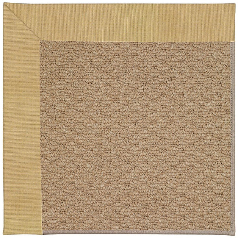 Creative Concepts-Raffia Dupione Bamboo Machine Tufted Rug Runner image