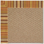 Creative Concepts-Raffia Vera Cruz Samba Machine Tufted Rug Runner image