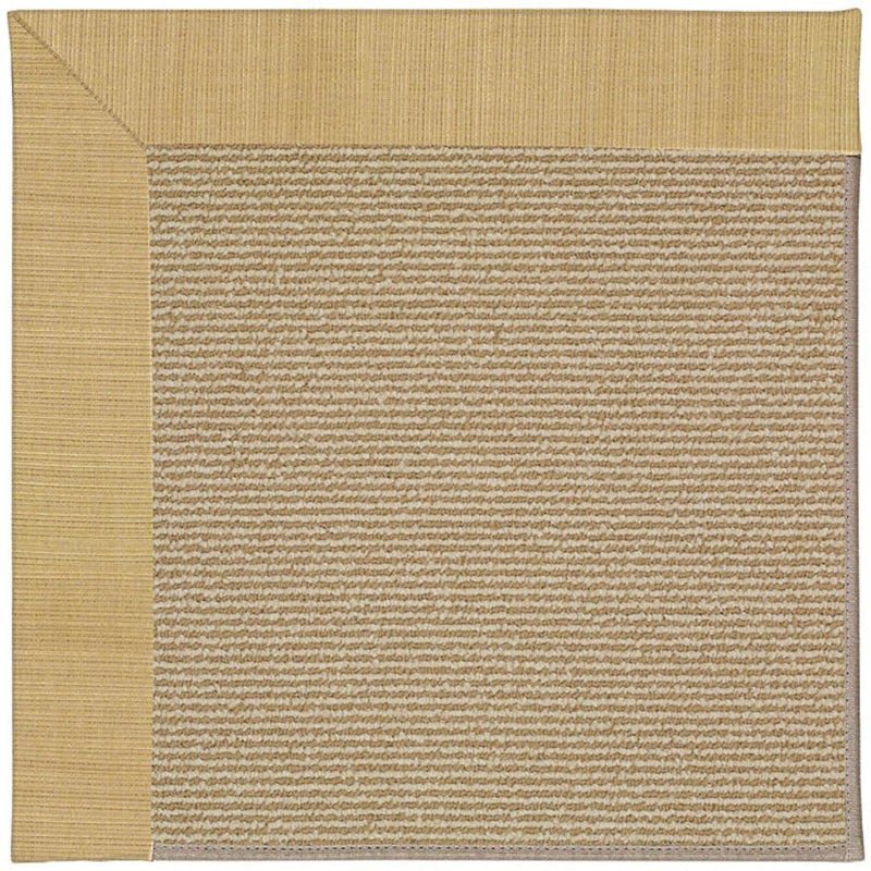 Creative Concepts-Sisal Dupione Bamboo Machine Tufted Rug Runner image