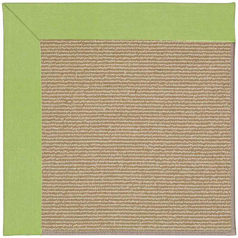Creative Concepts-Sisal Canvas Parrot Machine Tufted Rug Rectangle image