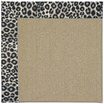Creative Concepts-Sisal Cats Meow Zinc Machine Tufted Rug Rectangle image