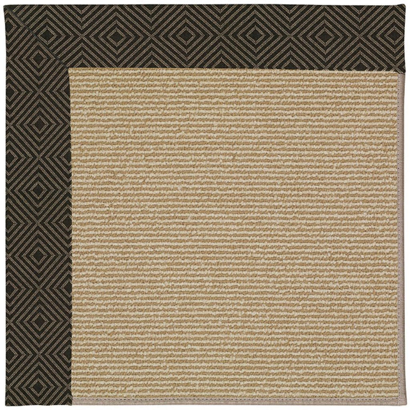 Creative Concepts-Sisal Fortune Lava Machine Tufted Rug Runner image