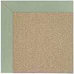 Creative Concepts-Sisal Canvas Celadon Machine Tufted Rug Runner image