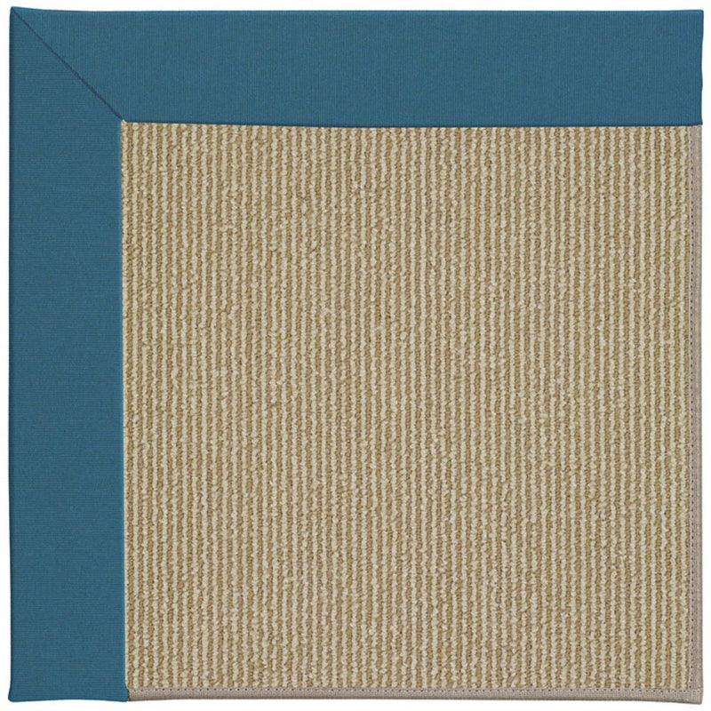 Creative Concepts-Sisal Spectrum Peacock Machine Tufted Rug Rectangle image