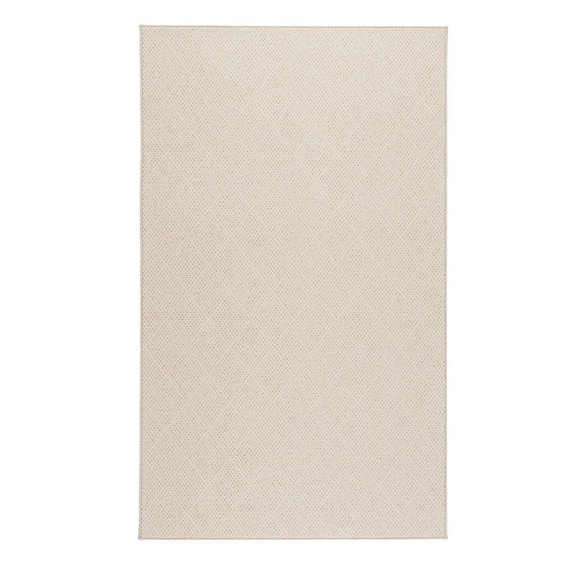 White Wicker-BD No Color Machine Woven Rug Rectangle image
