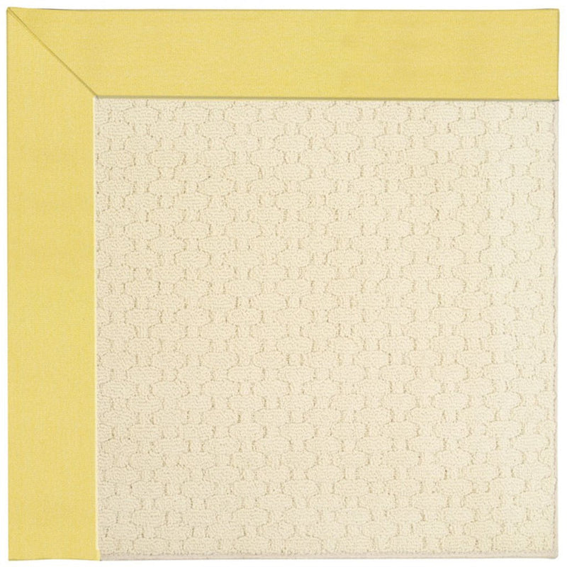 Creative Concepts-Sugar Mtn. Canvas Buttercup Machine Tufted Rug Runner image