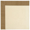 Creative Concepts-Sugar Mtn. Dupione Caramel Machine Tufted Rug Runner image