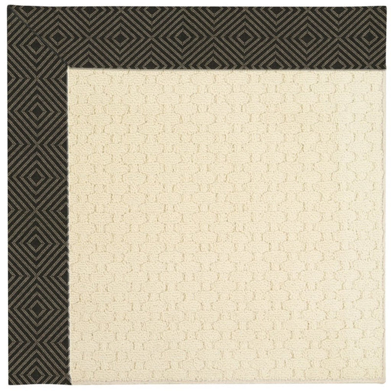 Creative Concepts-Sugar Mtn. Fortune Lava Machine Tufted Rug Rectangle image