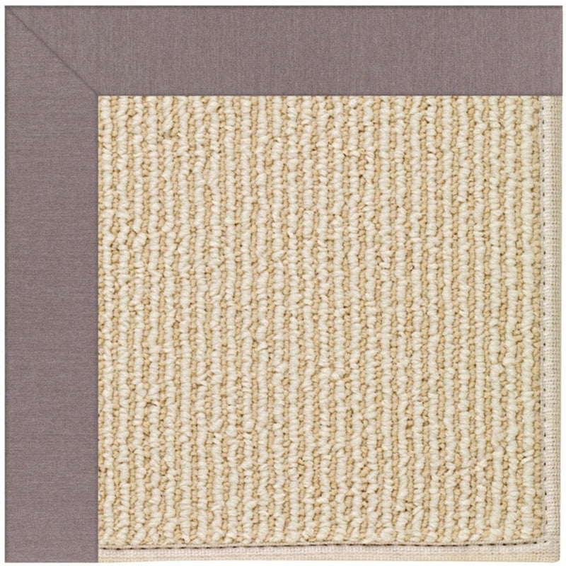 Creative Concepts-Beach Sisal Canvas Dusk Machine Tufted Rug Runner image