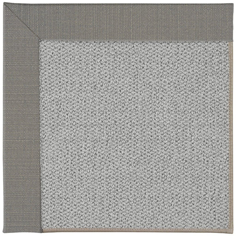Inspire-Silver Branfield Smoke Machine Tufted Rug Rectangle image