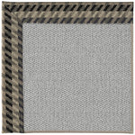 Inspire-Silver Twingy Flannel Machine Tufted Rug Rectangle image